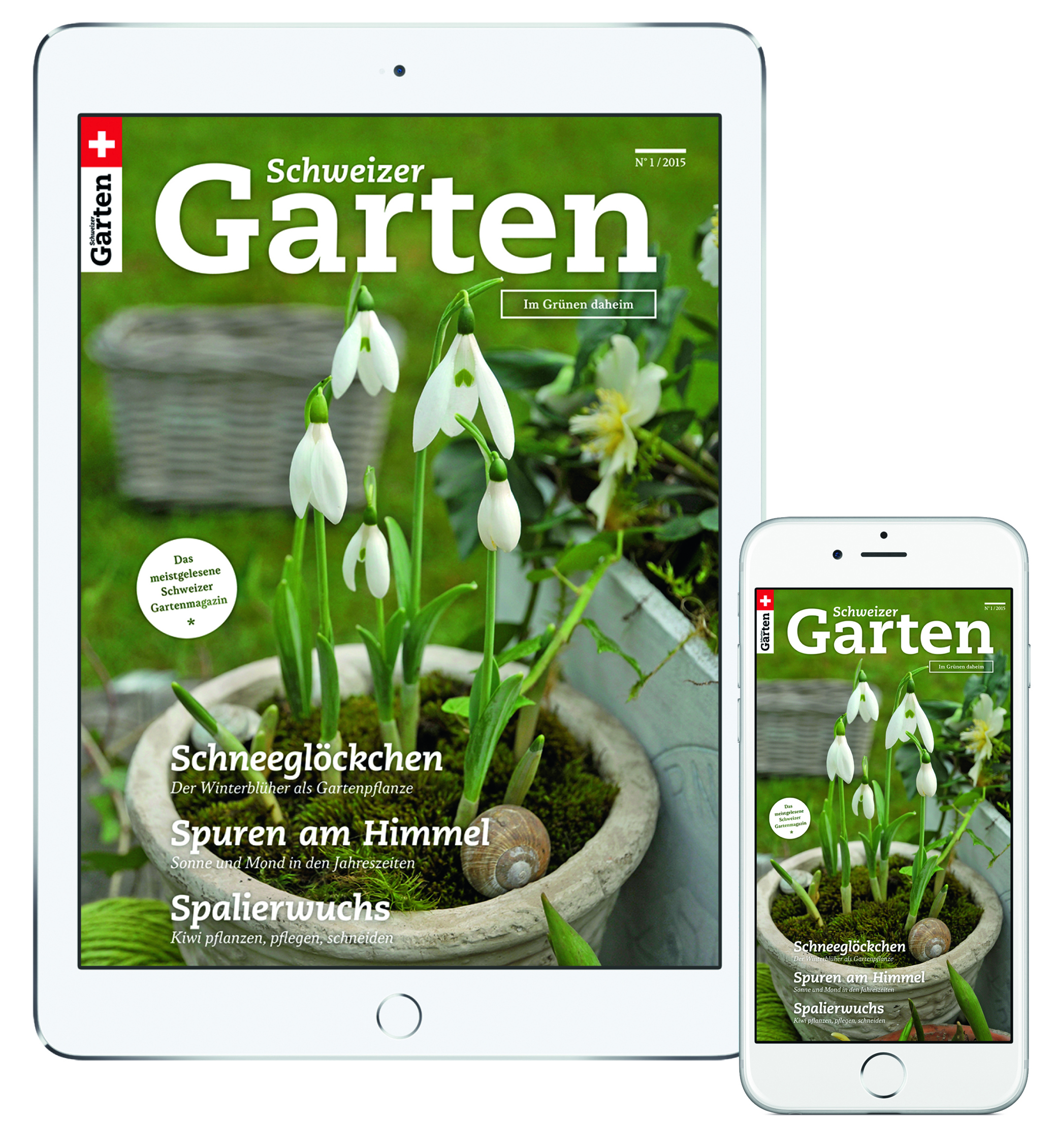 Go Group | The Digital Publishing Factory Der Garten Januar Was Tun Arbeiten